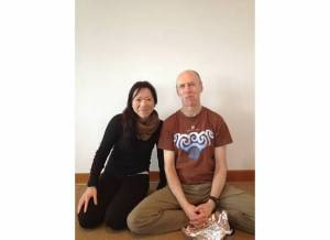 Bernie is my Yin Teacher and mentor. I am filled with gratitude for everything he has taught me both in teacher training and through classes and personal email conversations. I honor my teacher and guide.