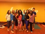 Yin Yoga Teacher Graduates